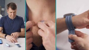 סרט הדרכה למוצר רפואי - מסביר שלב אחר שלב שימוש במוצר - breeze animation